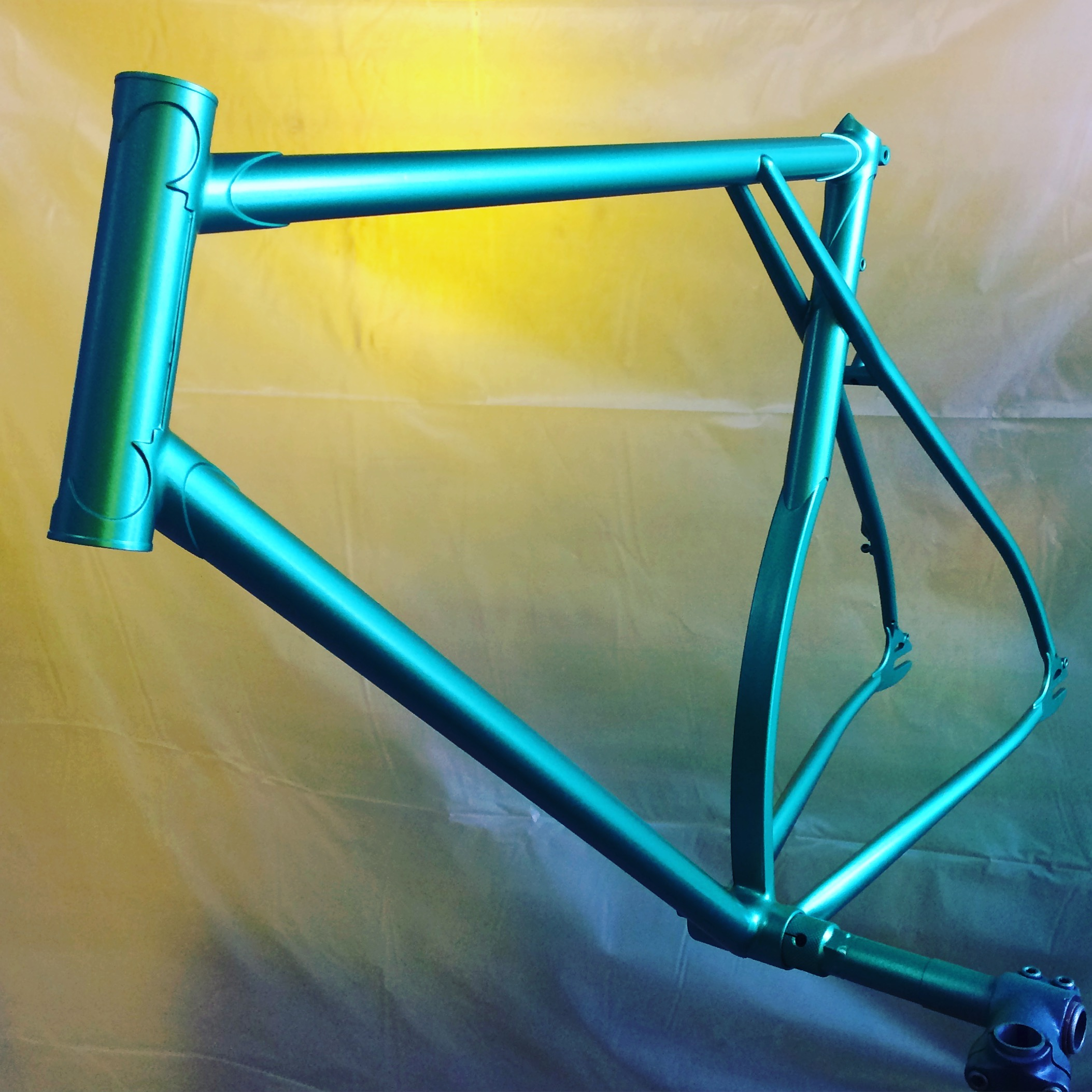 bike, tubing, custom, seat tube