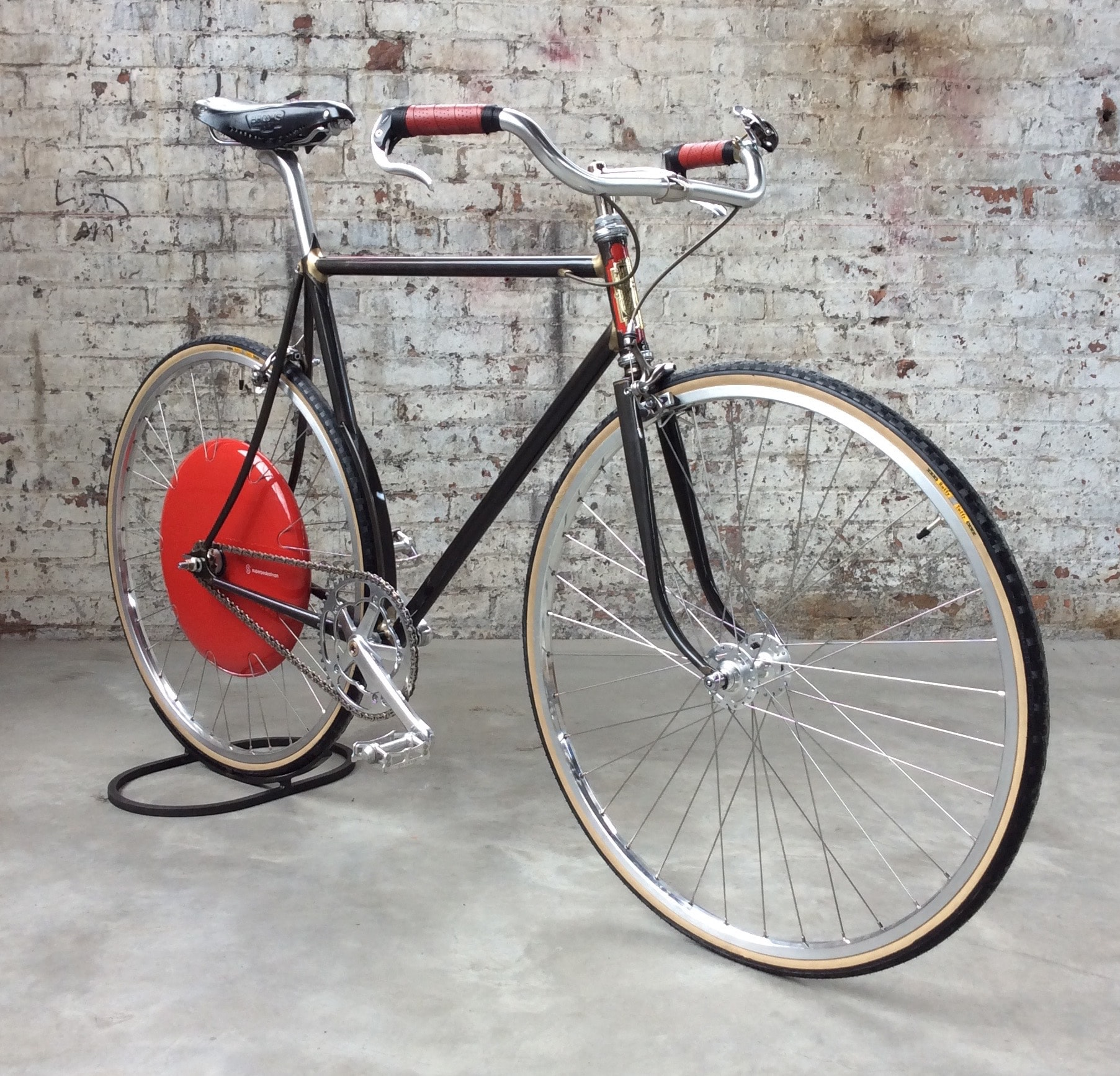 bike, steel, road, city, variable speed, porteur, commuter, pedal assist