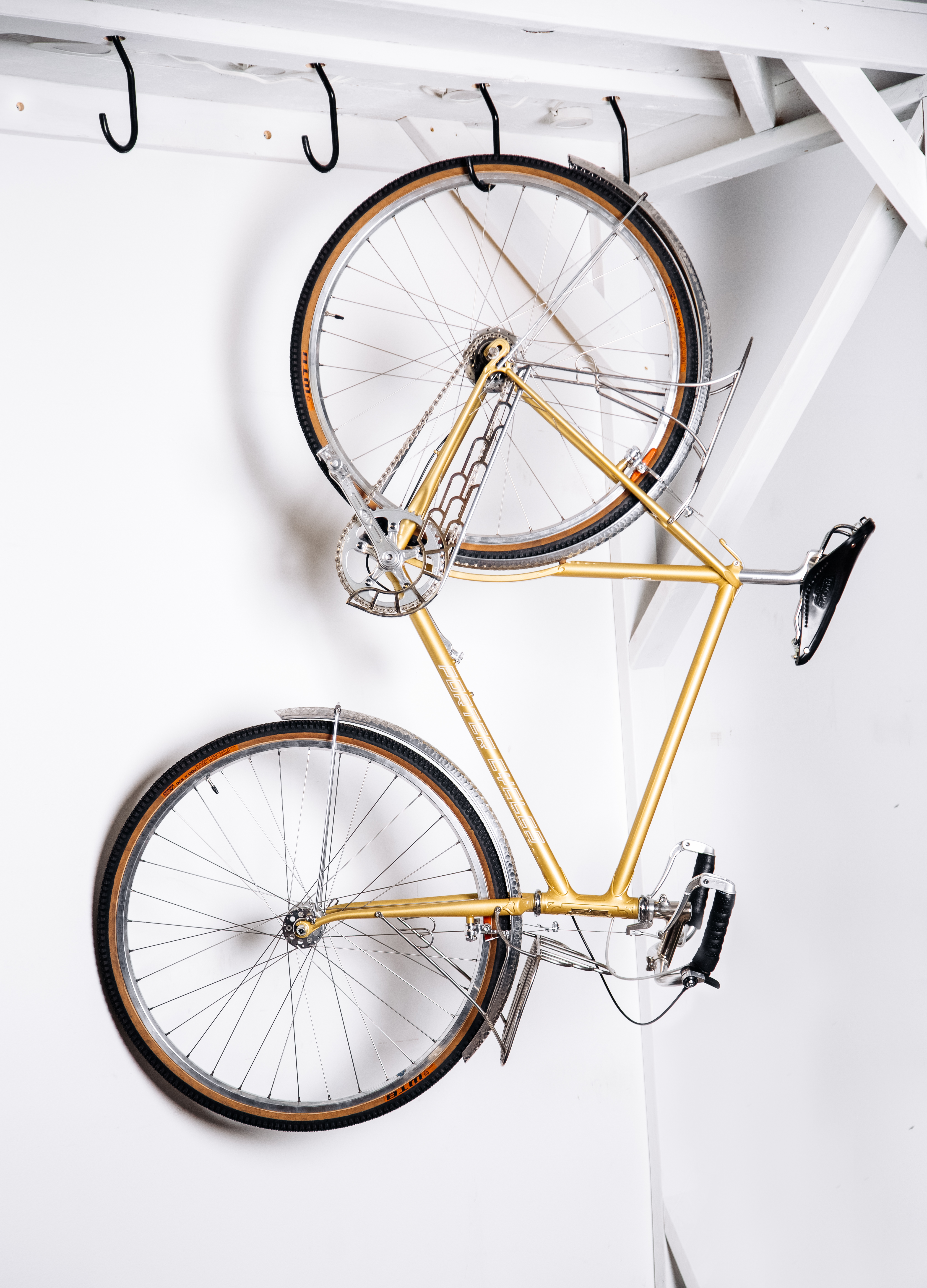 bike, bicycle, porteur, golden, art deco, deco, cargo