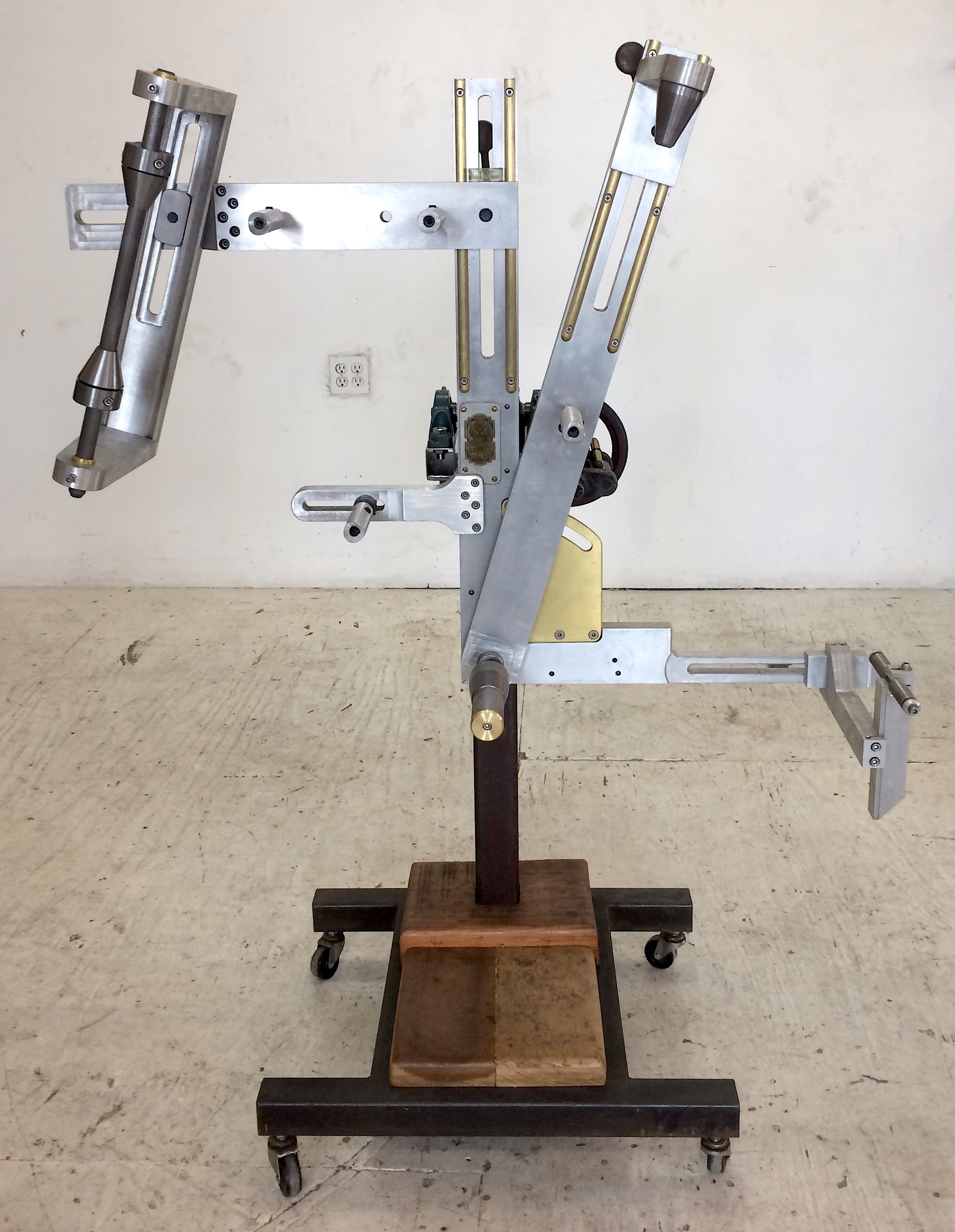 Bicycle, frame fixture, fixture, jig, manual machining, bike, frame building